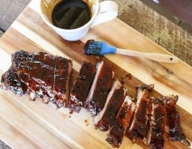 Charleston Coffee Roasters - Espresso Porter Ribs