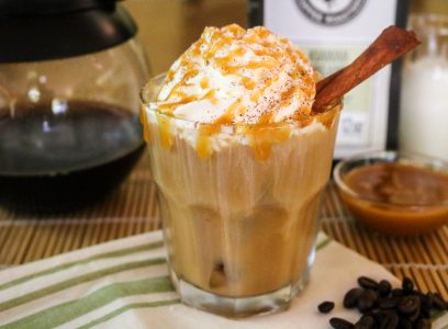 Charleston Coffee Roasters - Pumpkin Spice and Salted Caramel Iced Coffee