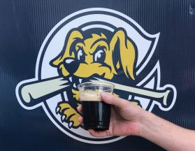 Charleston Coffee Roasters Teaming up with RiverDogs Baseball - Cold Brew