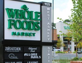 Charleston Coffee Roasters will be at Whole Foods West Ashley Grand Opening