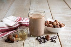Charleston Coffee Roasters - How to Make Your Own Coffee Creamer - Chocolate Hazelnut