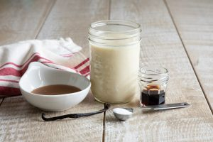 Charleston Coffee Roasters - How to Make Your Own Coffee Creamer - Sea Salt Caramel