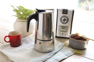 Charleston Coffee Roasters - How to Use a Stovetop Espresso Maker