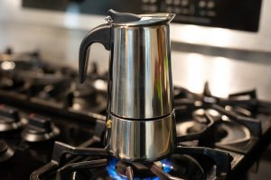 Charleston Coffee Roasters - How to Use a Stovetop Espresso Maker - On the Stove