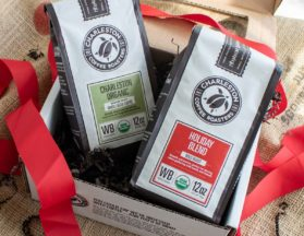 Charleston Coffee Roasters Gift Boxes Holiday