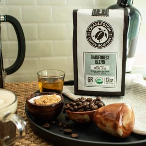 Charleston Coffee Roasters Rainforest Blend Coffee