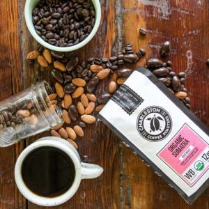 Charleston Coffee Roasters Organic Sumatra