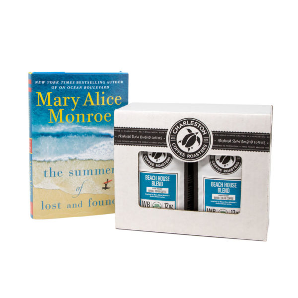 Beach House Gift Box Bundle with two 12oz coffee bags